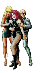 Picture of Invisibles Vol 01 HC Deluxe Edition