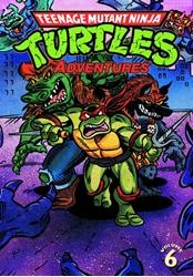 Picture of Teenage Mutant Ninja Turtles Adventures Vol 06 SC