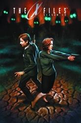 Picture of X-Files Season 10 Vol 01 HC
