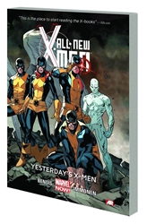 Picture of All-New X-Men Vol 01 SC Here Comes Yesterday