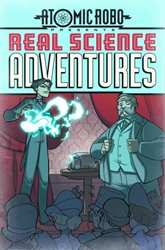 Picture of Atomic Robo Presents Real Science Adventures TP VOL 02