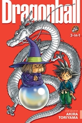 Picture of Dragon Ball 3-in-1 Vol 03 SC