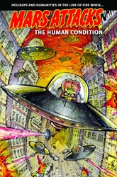 Picture of Mars Attacks the Human Condition SC