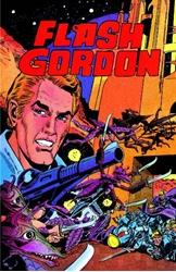 Picture of Flash Gordon Comic Book Archives Vol 03 HC