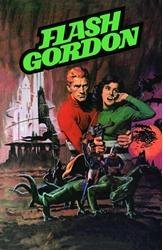 Picture of Flash Gordon Comic Book Archives Vol 04 HC