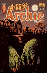 Picture of Afterlife with Archie #1 2nd Print