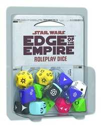 Picture of Star Wars RPG Edge of the Empire Roleplay Dice