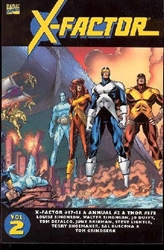 Picture of Essential X-Factor TP VOL 02