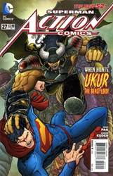 Picture of Action Comics (2011) #27