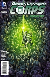 Picture of Green Lantern Corps (2011) #27