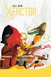 Picture of All-New X-Factor #1