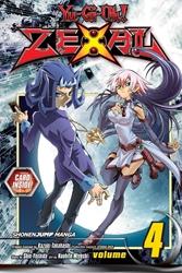 Picture of Yu-Gi-Oh! Zexal Vol 04 SC