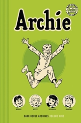 Picture of Archie Archives Vol 09 HC