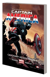 Picture of Captain America (2013) Vol 01 SC Castaway Dimension Z Book 1