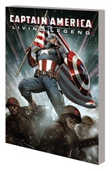 Picture of Captain America SC Living Legend