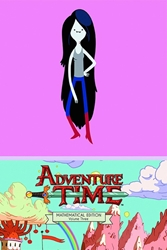 Picture of Adventure Time Vol 03 HC Mathematical Edition