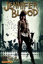 Picture of Jennifer Blood TP VOL 04 Trial of Jennifer Blood (Mr)