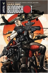 Picture of Bloodshot TP VOL 04 Hard Corps