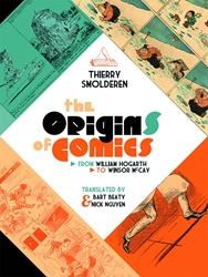 Picture of Origins of Comics from William Hogarth to Winsor McCay HC