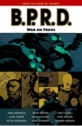 Picture of BPRD Vol 12 SC War On Frogs