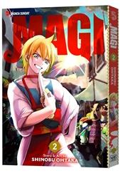 Picture of Magi Vol 02 SC