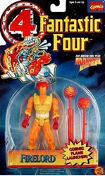 Picture of Fantastic Four Firelord Toy Biz Action Figure