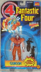 Picture of Fantastic Four Gorgon Toy Biz Action Figure