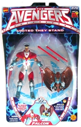 Picture of Falcon Avengers United They Stand Action Figure