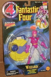 Picture of Fantastic Four Wizard Toy Biz Action Figure