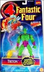 Picture of Fantastic Four Triton Action Figure