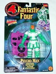 Picture of Fantastic Four Psycho Man Toy Biz Action Figure