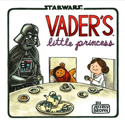 Picture of Vader's Little Princess HC