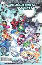 Picture of Blackest Night #8