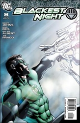 Picture of Blackest Night #8 (of 8) Variant