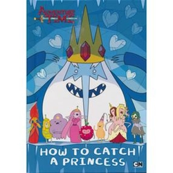 Picture of Adventure Time How to Catch a Princess SC