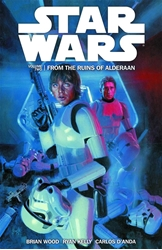 Picture of Star Wars Ongoing Vol 02 SC From Ruins of Alderaan