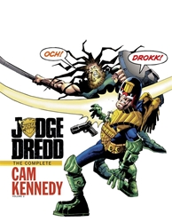 Picture of Judge Dredd Cam Kennedy Collection Vol 02 HC
