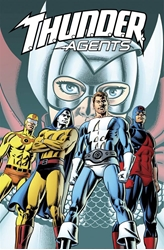 Picture of Thunder Agents (2013) Vol 01 SC