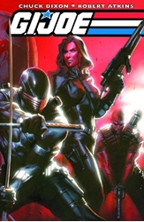 Picture of GI Joe (2008) Vol 01 SC