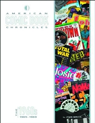 Picture of American Comic Book Chronicles HC 1965-1969