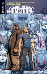 Picture of Archer and Armstrong (2012) TP VOL 04 Sect Civil War