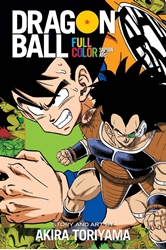 Picture of Dragon Ball Full Color Saiyan Arc Vol 01 SC
