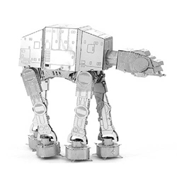 Picture of Star Wars AT-AT Metal Earth 3D Metal Model Kit