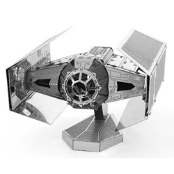 Picture of Star Wars TIE Fighter Metal Earth 3D Metal Model Kit