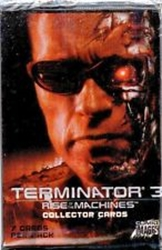 Picture of Terminator 3 Rise of the Machines Collector Cards