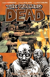 Picture of Walking Dead Vol 20 SC All Out War Part 1