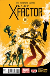 Picture of All-New X-Factor #5