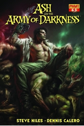 Picture of Ash & the Army of Darkness #5