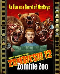 Picture of Zombies!!! 12 Zombie Zoo