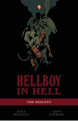 Picture of Hellboy In Hell Vol 01 SC Descent